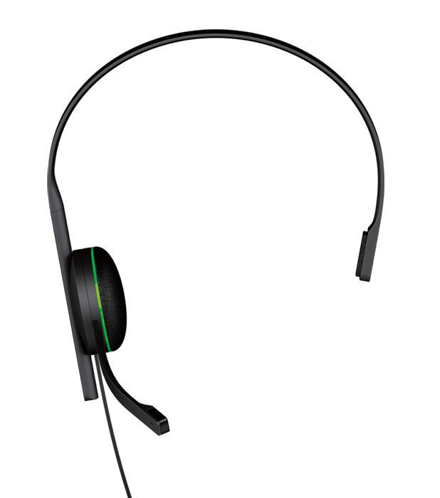 Xbox One chat headset images