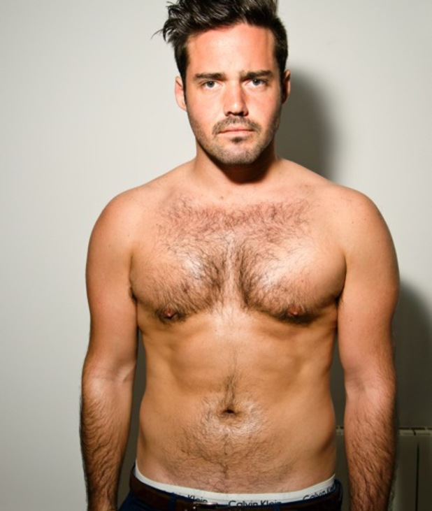 Spencer Matthews after his dramatic weight loss