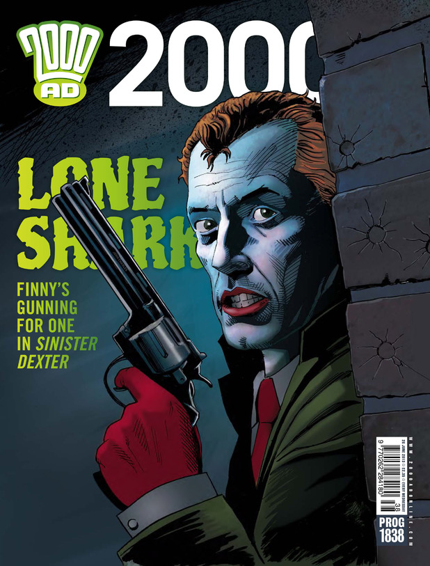 '2000 AD' Prog 1838 preview