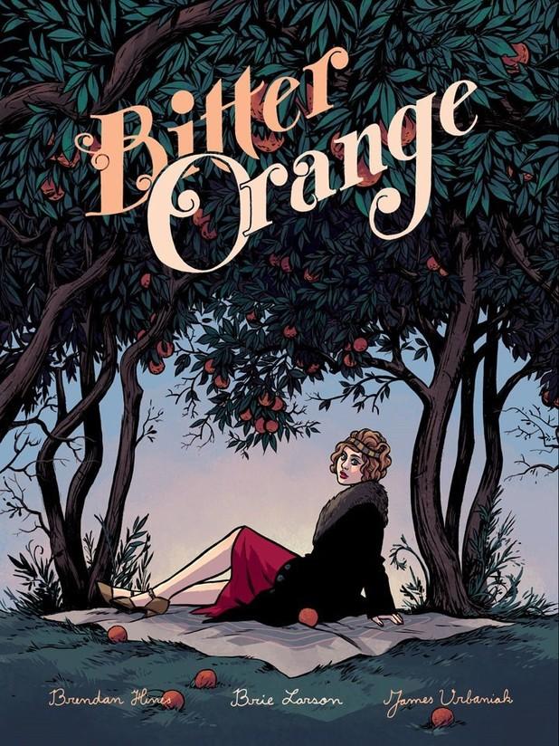 'Bitter Orange' cover artwork