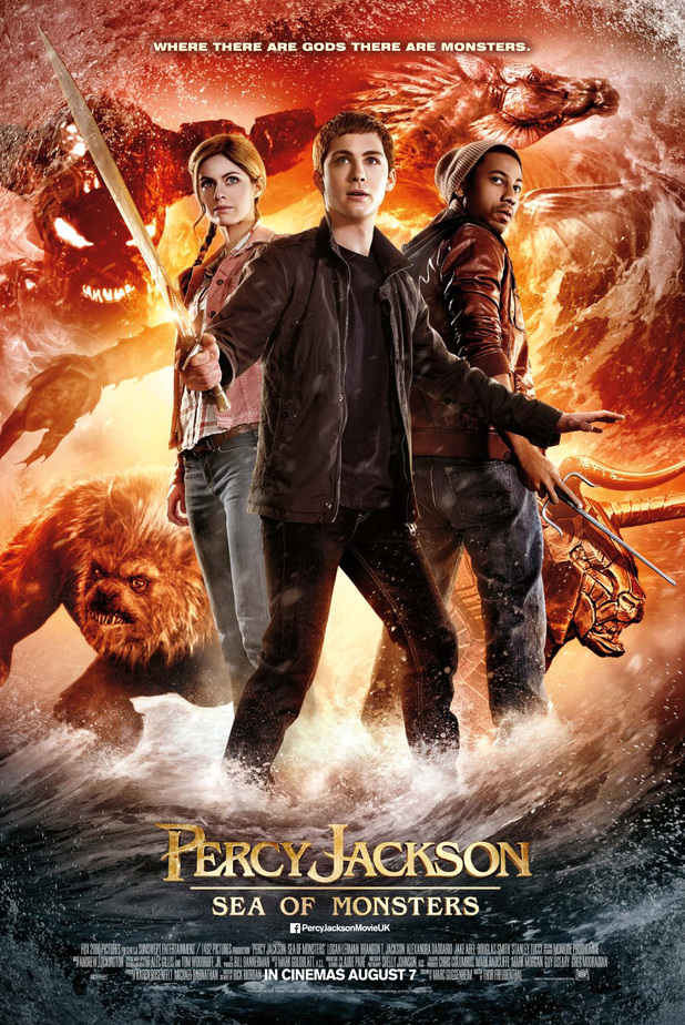 Percy Jackson, Sea of Monsters