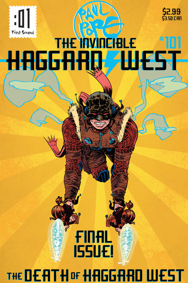 The Death of Haggard West