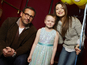 Steve Carell hosts a star-studded premiere of his new film for children with cancer.