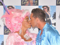 Katie Price, Kieran Hayler, He's the One book launch, princess