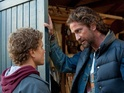 Gerard Butler in Chasing Mavericks