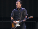 Bruce Springsteen performs at Wembley Stadium, London