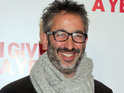 Baddiel will return to television for the first time in three years.