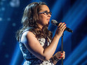 The BBC talent show winner wants to include her own material on the record.