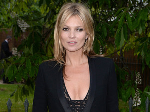 Kate Moss, Serpentine Summer Party, Hyde Park, London