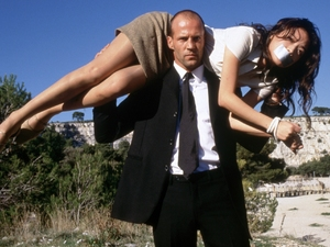 Jason Statham in 'The Transporter'