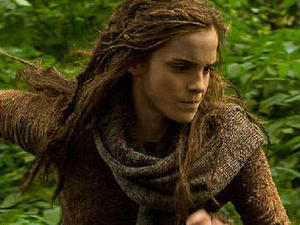 Emma Watson as Noah's adopted daughter Ila
