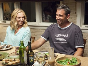 Toni Collette, Steve Carell in The Way, Way Back