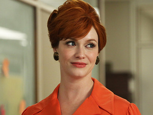Mad Men S06E13: Joan Harris (Christina Hendricks)