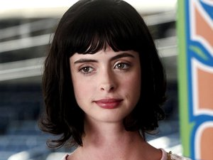 Krysten Ritter as Gia Goodman in 'Veronica Mars'