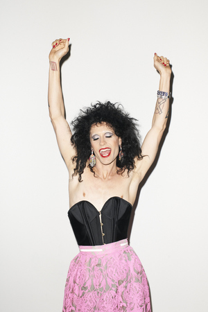 Jared Leto, drag, Terry Richardson