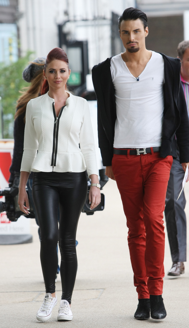 Amy Childs, Rylan Clark