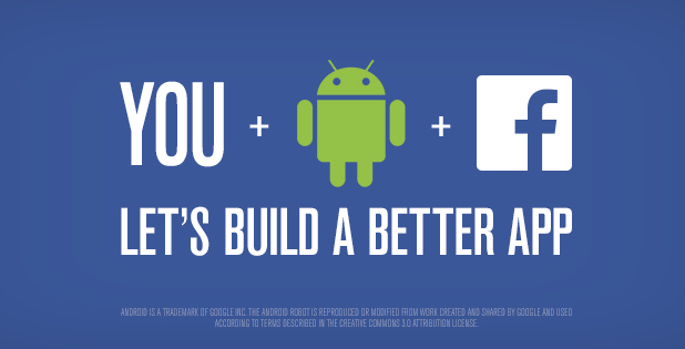 Facebook Android beta programme