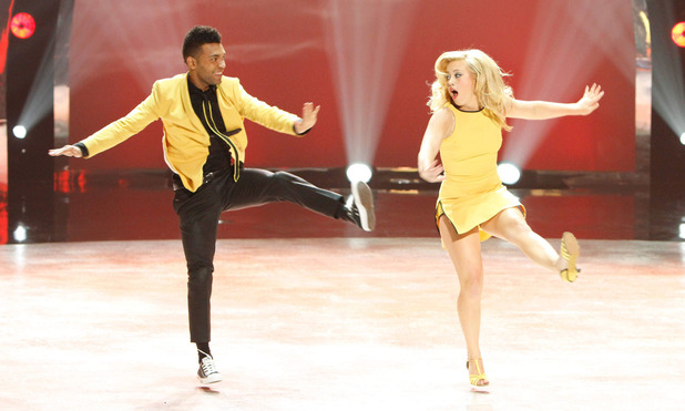 'So You Think You Can Dance' Top 20: Mariah Spears and Carlos Garland
