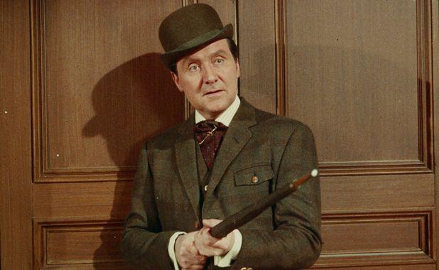 Patrick Macnee in 'The Avengers' (1967)