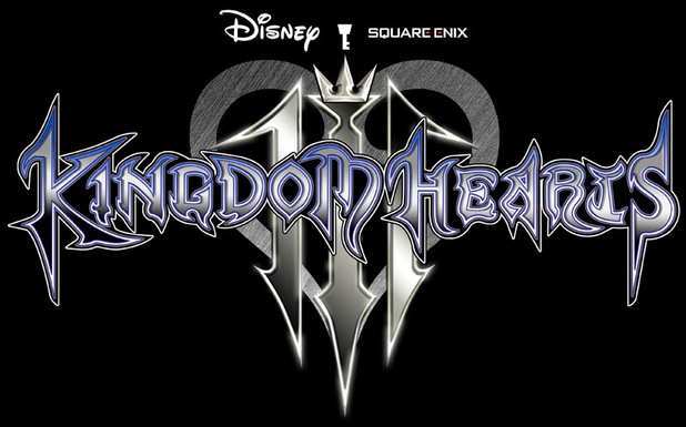 'Kingdom Hearts 3' logo