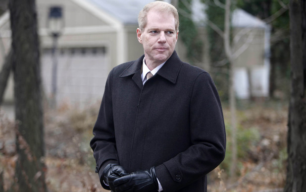 Agent Stan Beeman (Noah Emmerich) in 'The Americans' Episode 5
