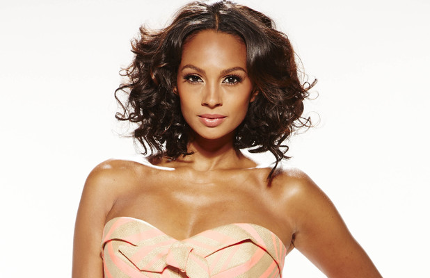 'Your Face Sounds Familiar' host Alesha Dixon