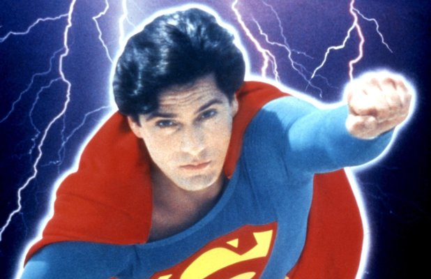 John Haymes Newton in 'Superboy'