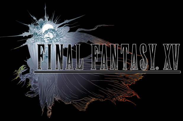 'Final Fantasy XV' logo
