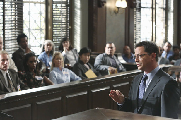Joshua Malina in 'Scandal'