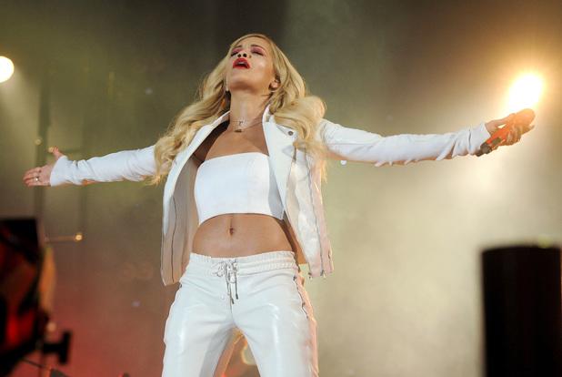 Rita Ora, Isle of MTV, Valletta, Malta