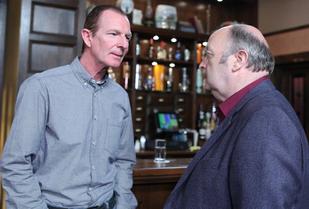 Ray confronts Paddy over Vivienne.