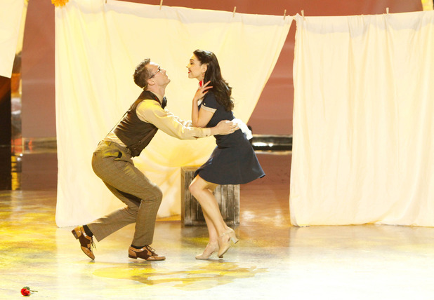 'So You Think You Can Dance' Top 20: Tucker Knox and Jenna Johnson