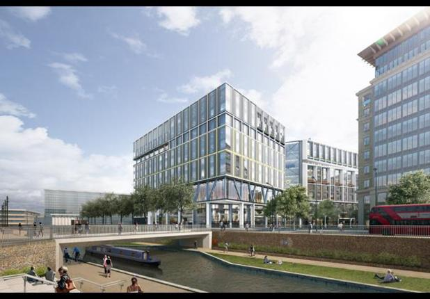Designs for Google's £650 million London HQ