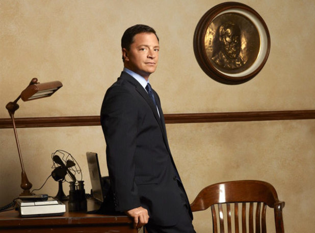 David Rosen  in 'Scandal'