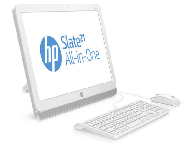 HP's Slate21 Android device