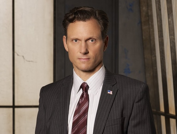 President Fitz in 'Scandal'