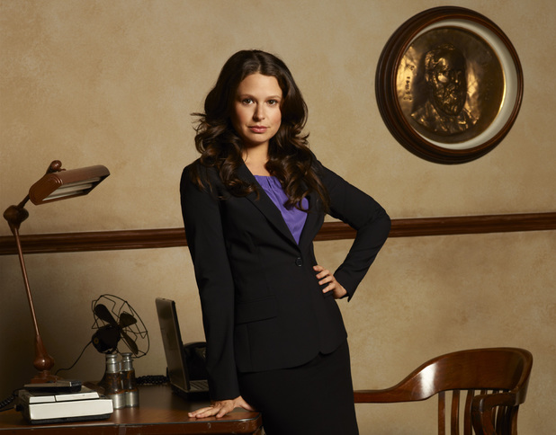 Quinn Perkins in 'Scandal'
