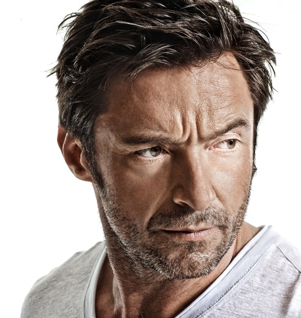 Hugh Jackman's photo shoot for Men's Health