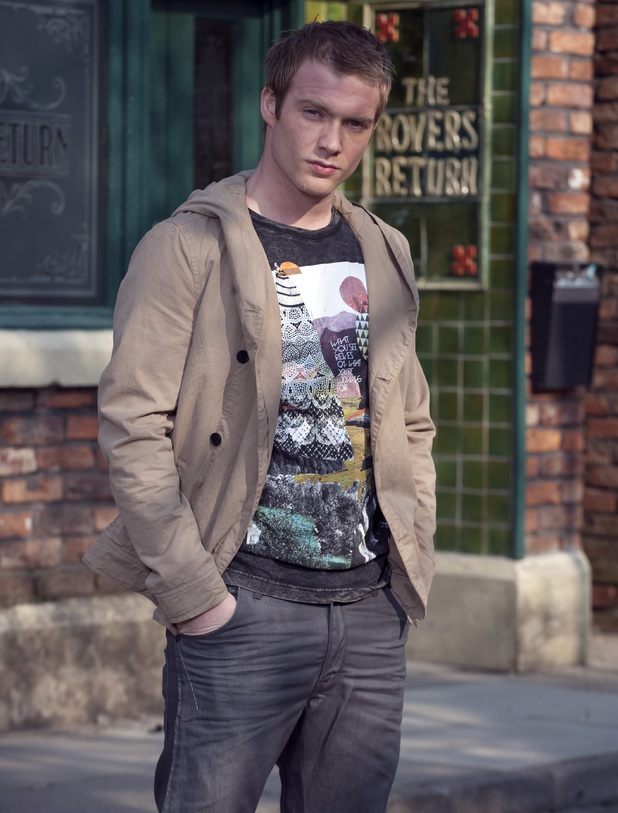 Chris Fountain as Tommy Duckworth in Coronation Street