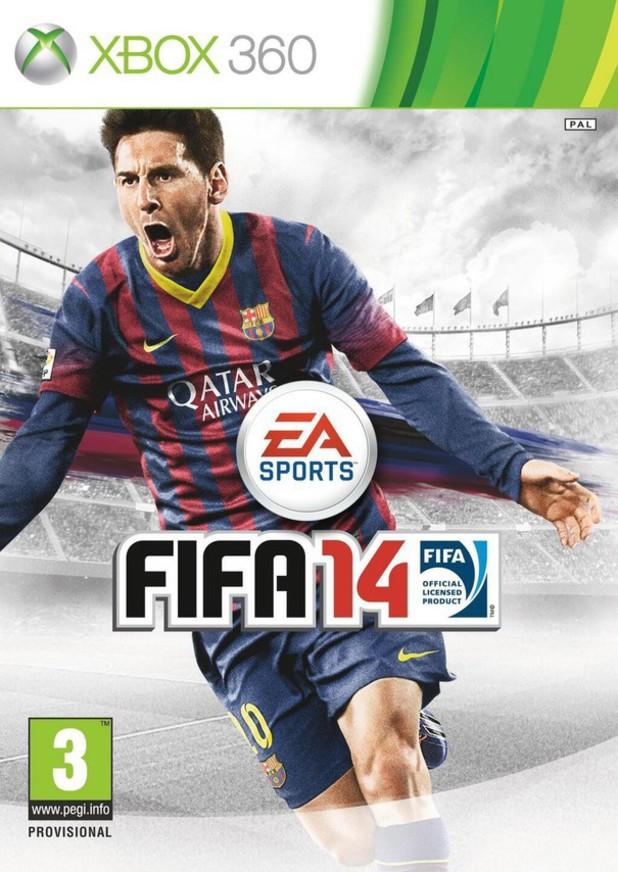 FIFA 14 cover art