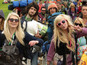 Glastonbury pictures: Gates are open
