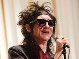 John Cooper Clarke performs at the Laugharne Weekend Festival 2013