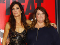 "Sandra Bullock says working with Heat co-star Melissa McCarthy is ""a gift""."
