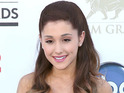 "Sam & Cat star says she thinks of herself as ""a singer who acts on the side""."