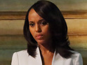 Kerry Washington opens up about Olivia Pope and what's to come on Scandal.
