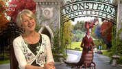 In the prequel to Monsters Inc, Dame Helen Mirren plays Headmistress Hardscrabble. We caught up with the actress who believes 'Monsters University' will go down as a classic.