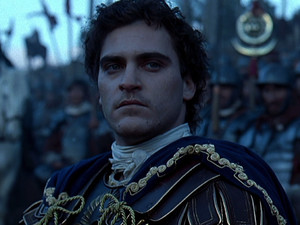 Joaquin Phoenix as Emperor Commodus in 'Gladiator'