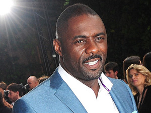 Idris Elba arriving for the European premiere of Pacific Rim at BFI IMAX