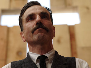 Daniel Day-Lewis as Daniel Plainview in 'There Will Be Blood'