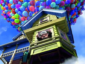 Disney-Pixar's 'Up' (2009)